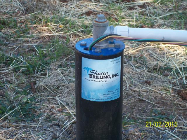 Fisher well pump